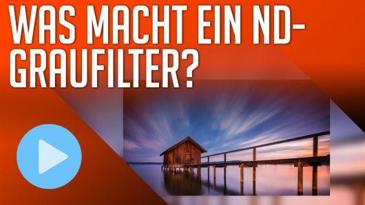 Was ist ein ND Filter?